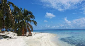 coral atoll belize
